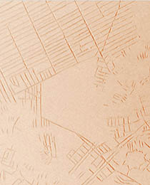 Reliëfkaarten Stadshagen